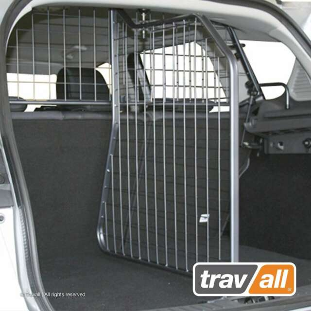 VAUXHALL MERIVA ALL MODELS Rear Headrest Wire Mesh Dog Guard Divider Barrier
