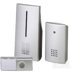 heidemann funkklingel hx duo t rgong 100m mit 2 empf nger 70804 doorbell ebay. Black Bedroom Furniture Sets. Home Design Ideas