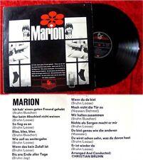 LP Marion incl. Er ist wieder da (Originalalbum 60's)
