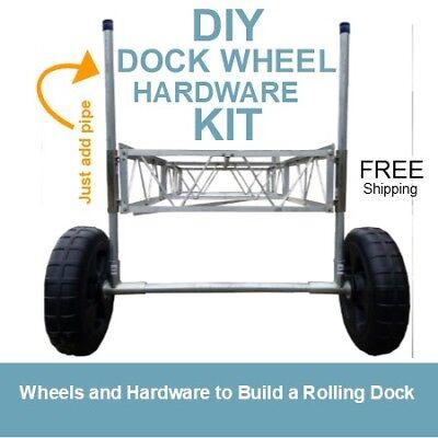 DIY Boat Dock Hardware KitFREE SHIPPING