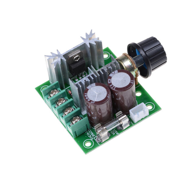 12V-40V 10A Pulse Width Modulator PWM DC Motor Speed Control Switch LH