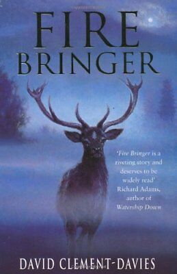 Fire Bringer by Clement-Davies, David 0330390104 The Cheap Fast Free Post