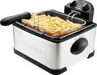 Chefman 4.5 Liter Deep Fryer with Basket Strainer