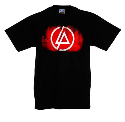 Linkin Park 4 Rock unisex manica corta//manica lunga Bambini//Kid//Teenage Black T-shirt