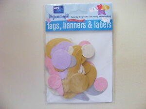 Card-Art-Tags-Banners-amp-Labels-Card-Making-amp-Scrap-Booking
