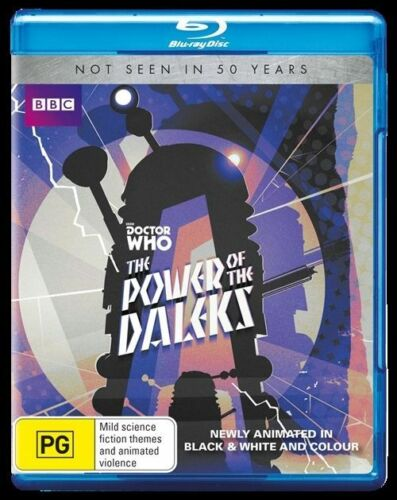 1 of 1 - The Doctor Who - Power Of The Daleks (2017, 2-Disc Set) (D121)