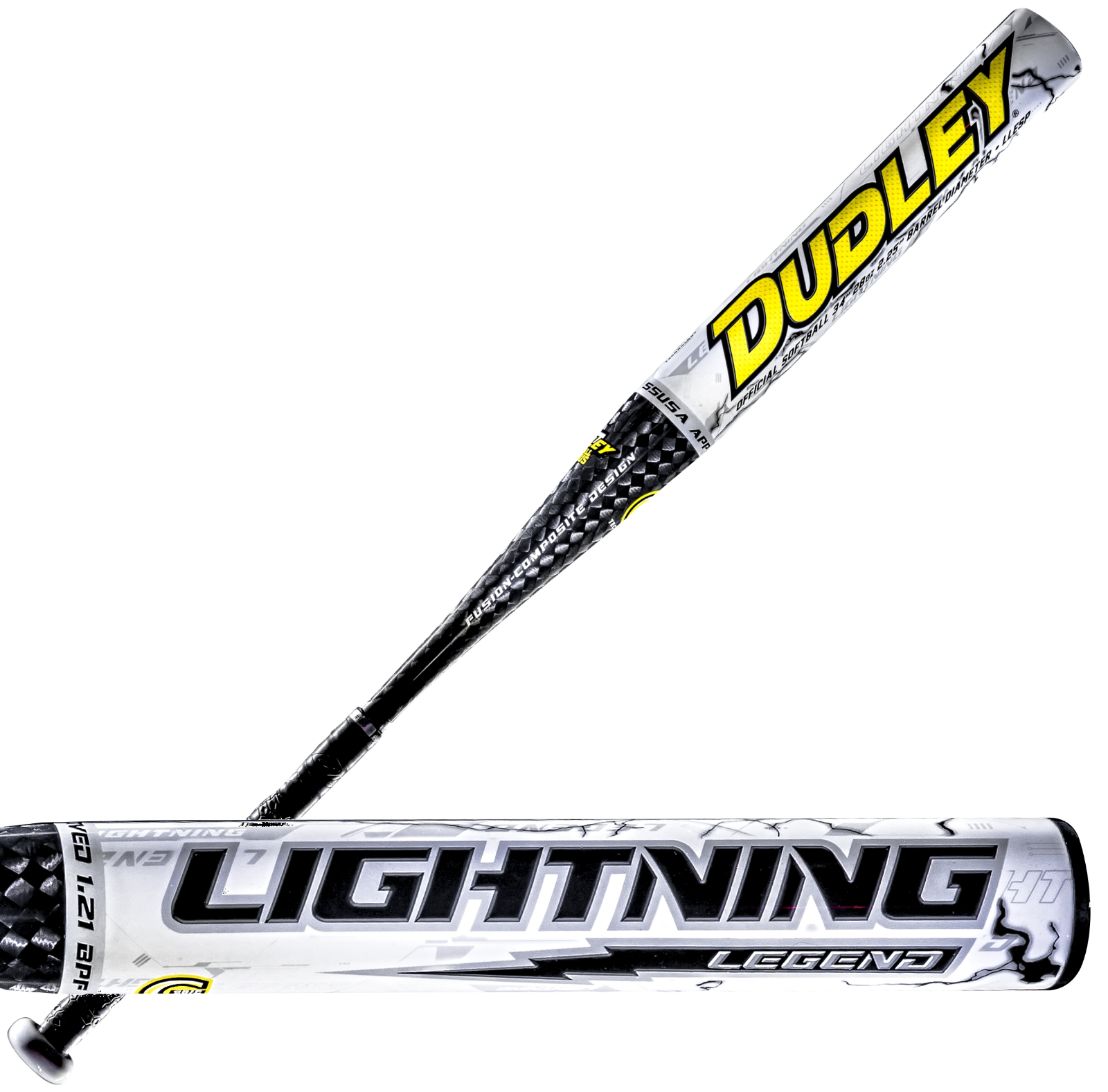 Dudley Lightning Legend 34 34 34  26 oz. SSUSA Senior Slowpitch Softball Bat LLESP 37c67d