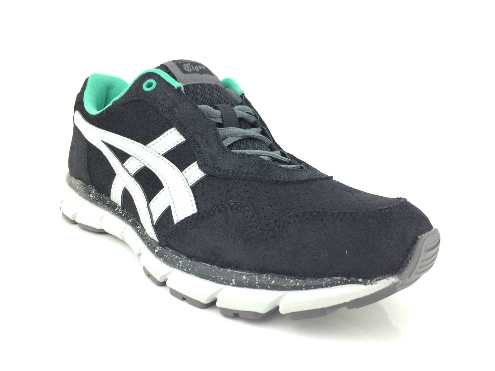 Onitsuka Tiger Harandia Black/Soft Grey Men Trainers Seasonal clearance sale