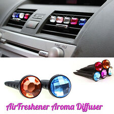 Fashion Car Air Vent Outlet Stent AirFreshener Aroma Diffuser For Car Fragrance