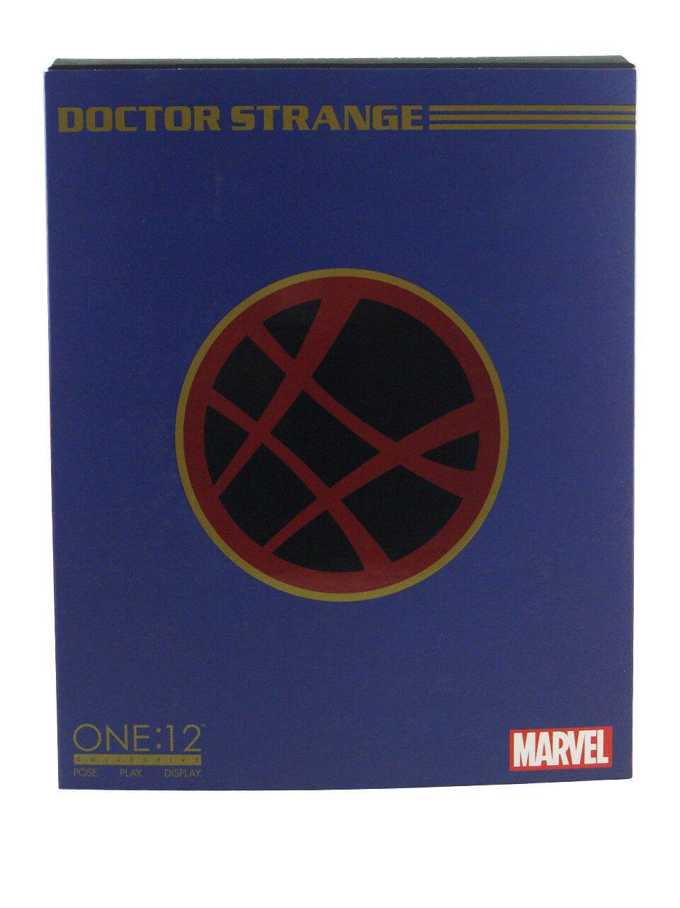 Mezco Juguetes Doctor Strange uno 12 figura de acción colectiva Marvel Comics Nuevo