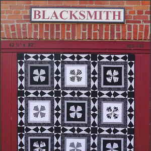 Details about BLACKSMITH QUILT PATTERN Uses Creative Grids Kites + 30 & 120  Degree Triangles