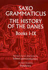 History of the Danes: Bks.1-9 by Saxo Grammaticus (Paperback, 1979)