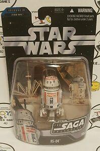 R5-D4. Star Wars The Saga Collection Film, TV & Videospiele