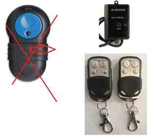 Image Is Loading Merlin M802 M872 Compatible Garage Door Remote Upgrade