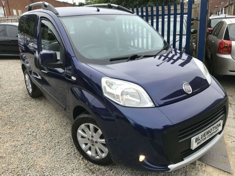 Fiat Qubo Stripping for spares