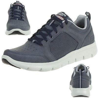 Skechers Marauder Sky Jolt Men Outdoor Sneaker Blue 999840 | eBay