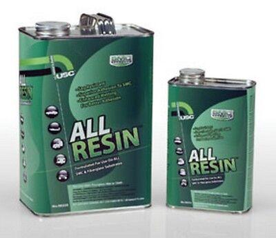 All Resin Polyester-hybrid Repair Resin, 1-gallon Usc-58220 Brand New! Processi Di Tintura Meticolosi