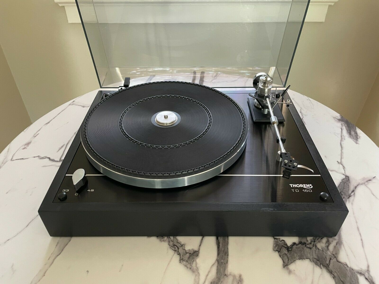 Thorens  TD160 Turntable. Buy it now for 1349.00