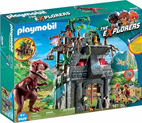Playmobil 9429 Ruin with Lookout Toy Set
