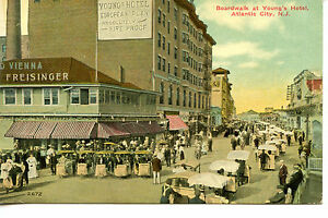 young s hotel boardwalk rolling chairs atlantic city new jersey