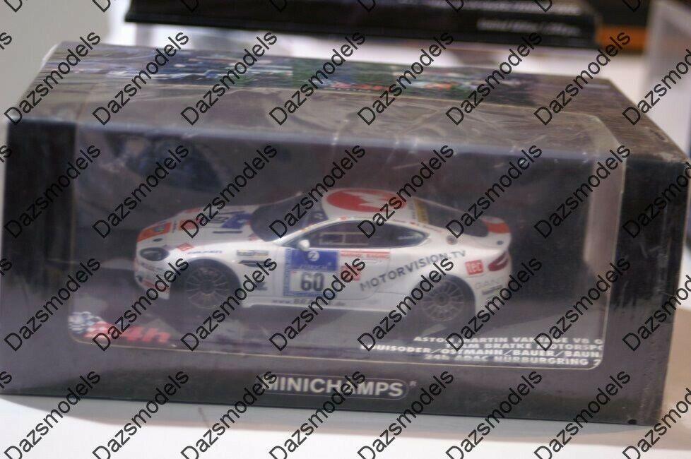 Minichamps Aston Martin V8 Vantage N24 Nurburgring 2010 101360