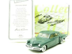 Matchbox-Collectibles-DYG07-M-Tucker-Torpedo-1948-Verde-1-43-ESCALA-en-Caja