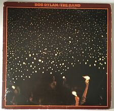 BOB DYLAN& THE BAND Before The Flood USA vinyl LP