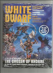 White Dwarf Issue 59 March 14 2014 Games Workshop ...
