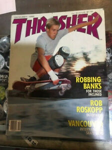 Thrasher-Skateboard-Magazine-December-1986-Chris-Miller-Tony-Hawk-12-86-Dec