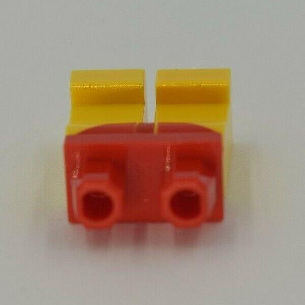 LEGO MINIFIGURE RED BATHING SUIT LEGS C446