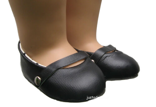 Doll Clothes Ballet Style Shoes fit 18 Inch American Girl Dolls
