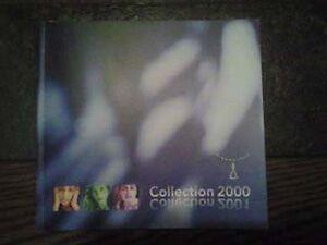 **rarität** Pierre Lang Katalog 2000/2001