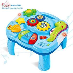 Actrinic Musical Learning Table Baby Toys 6 to12 mois éducation précoce musique AC  </span>
