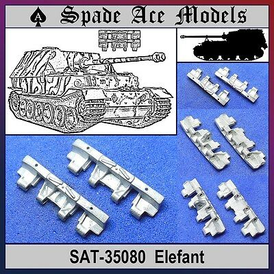 Spade Ace 1/35 35080 Metal Track Elefant