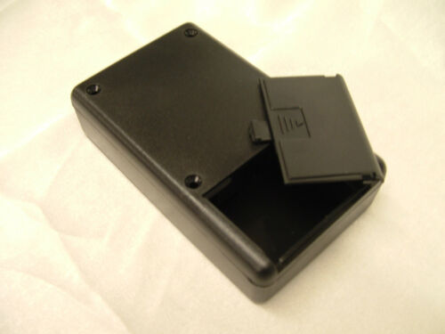 244 Plastic Box 112x66x28mm ABS Project Electronic PP3 AA