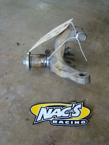 CAN-AM-DS450-FRONT-LEFT-SPINDLE-KNUCKLE