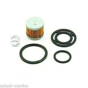 Details about Genuine Mercruiser 3 0L / 3 0LX 4-Cyl Fuel Lift Pump Filter  Kit - 35-8M0046752