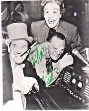 """OFFICIAL WEBSITE Frank Gorshin (1933-2005) """"Riddler"""" BATMAN 8x10 AUTOGRAPHED"""
