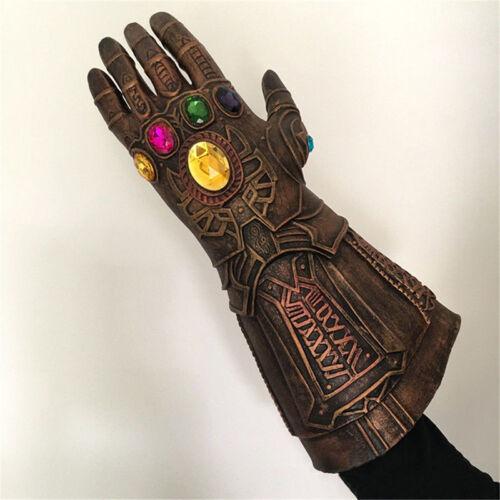 Avengers Infinity Krieg Thanos Gauntlet Superhelden Cosplay Handschuh Geschenk