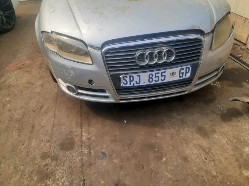 Audi b7 2007 2.0 ALT manual stripping for spares