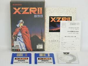 MSX-XZR-II-2-Final-Exile-Ref-2255-Msx2-2-3-5-2DD-Japan-Game-msx