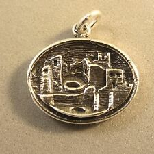 925 Sterling Silver MESA VERDE CLIFF CHARM NEW National Park CO Pendant TR62