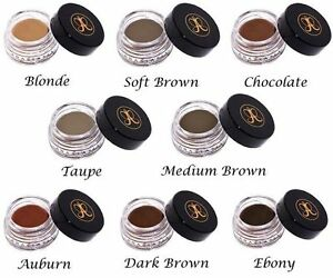 Anastasia beverly hills dipbrow pomade dark brown for How to find a medium