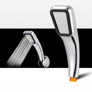 1-Modern-300-Holes-Shower-Head-Bath-High-Pressure-Water-Saving-Large-Handheld-UK