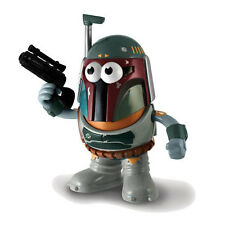 Star Wars Boba Fett Mr Potato Head Poptaters Disney Action Figure Rifle Jet Pack