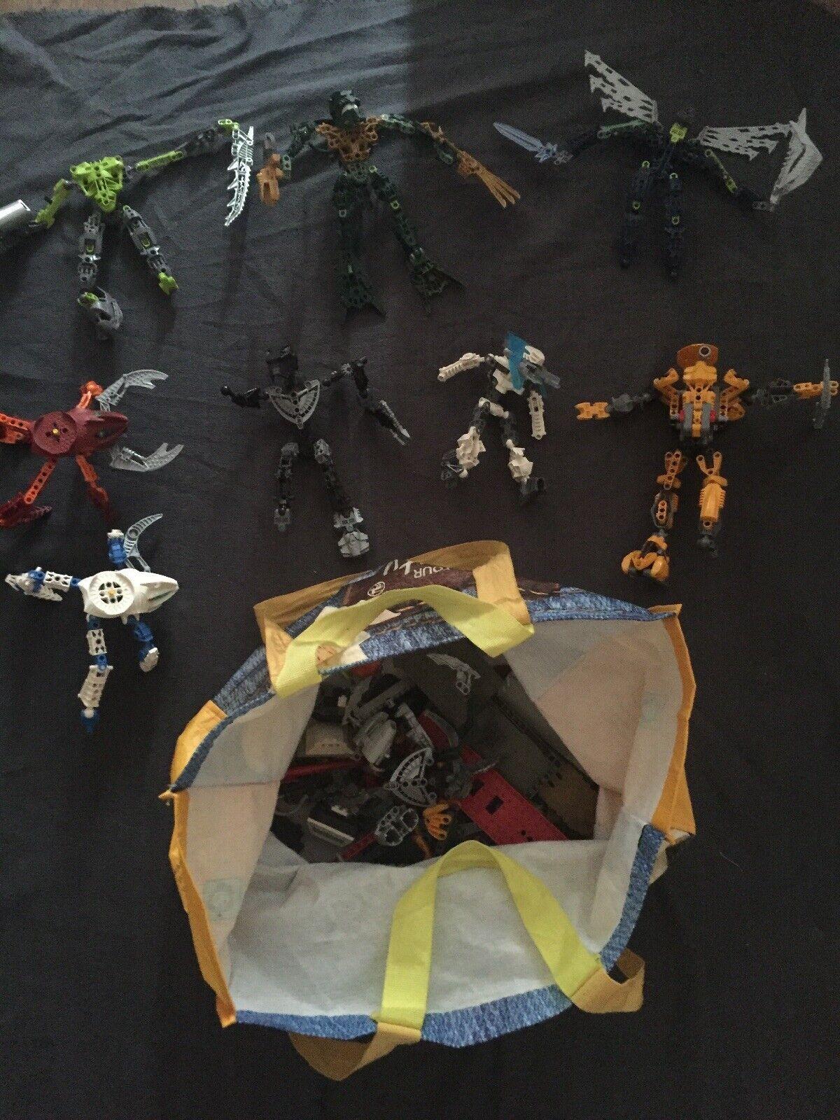 Lego Hero Factory Sammlung Konvolut