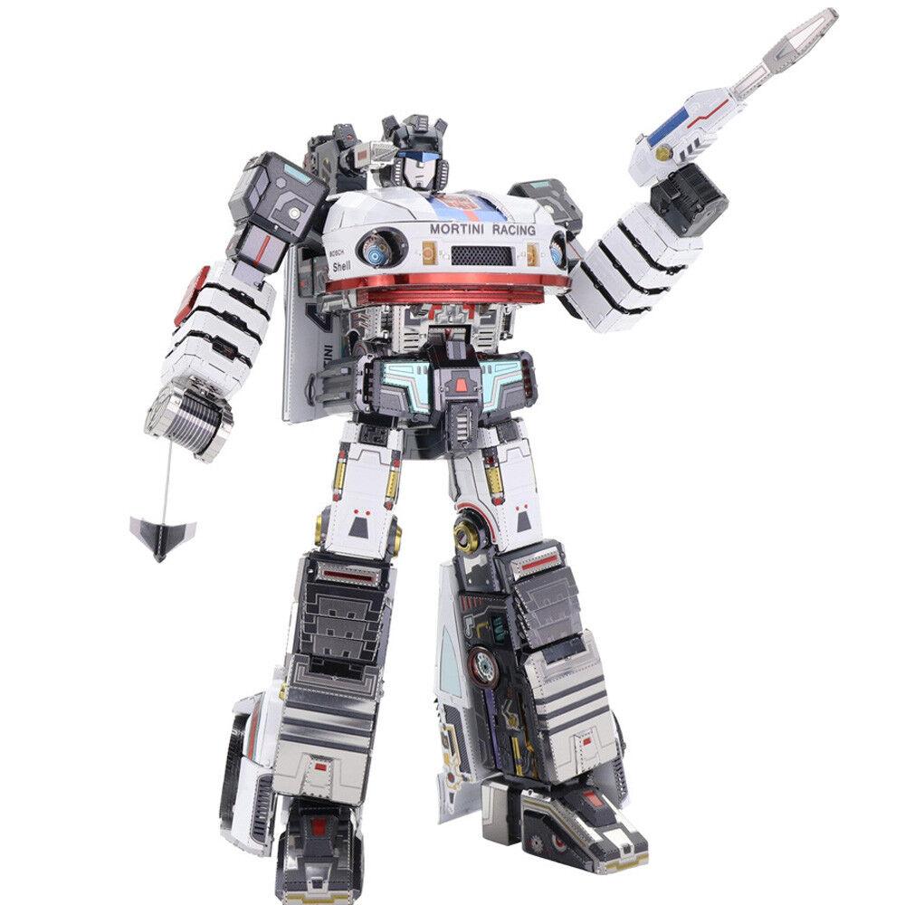 3D Metal Puzzle G1 Replaceable Parts TR 5 The Last Knight DIY Assemble Model Toy