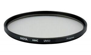 Hoya-49mm-Ultraviolet-UV-C-Haze-Multi-Coated-Filter-Slim-Frame-Glass-BRAND-NEW