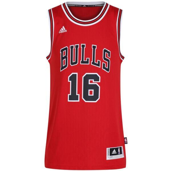 Adidas Chicago Bulls Pau Gasol Swingman Maglia Nba Basket Hardcourt Promuovere La Salute E Curare Le Malattie