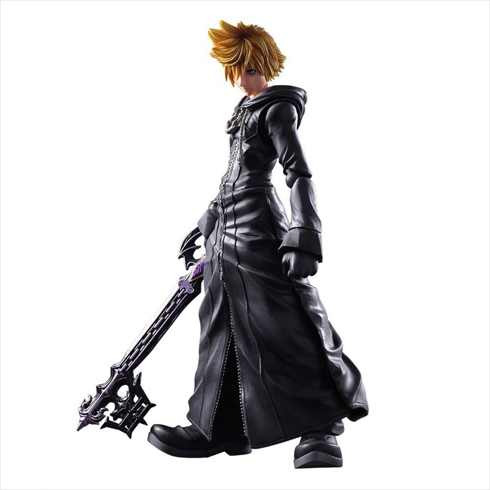 Square Enix Play Arts Kai Reino heartsii Roxas Organización XIII Ver. figura